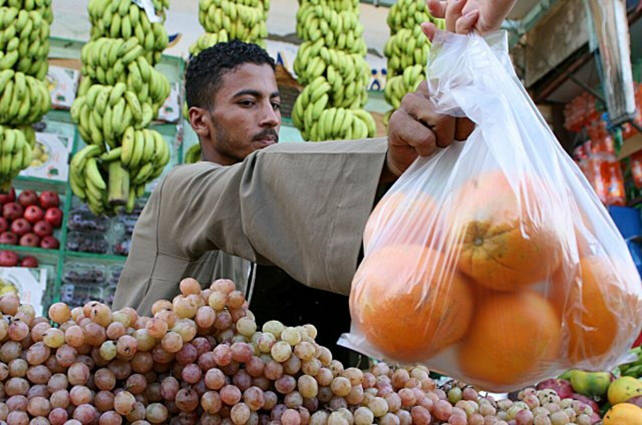 Россельхознадзор запретил с22сентября ввоз овощей ифруктов изЕгипта