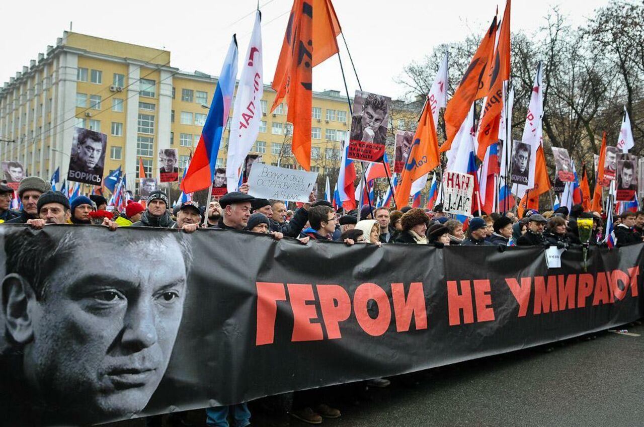 Впамять оБорисе Немцове вНовосибирске пройдет фотовыставка