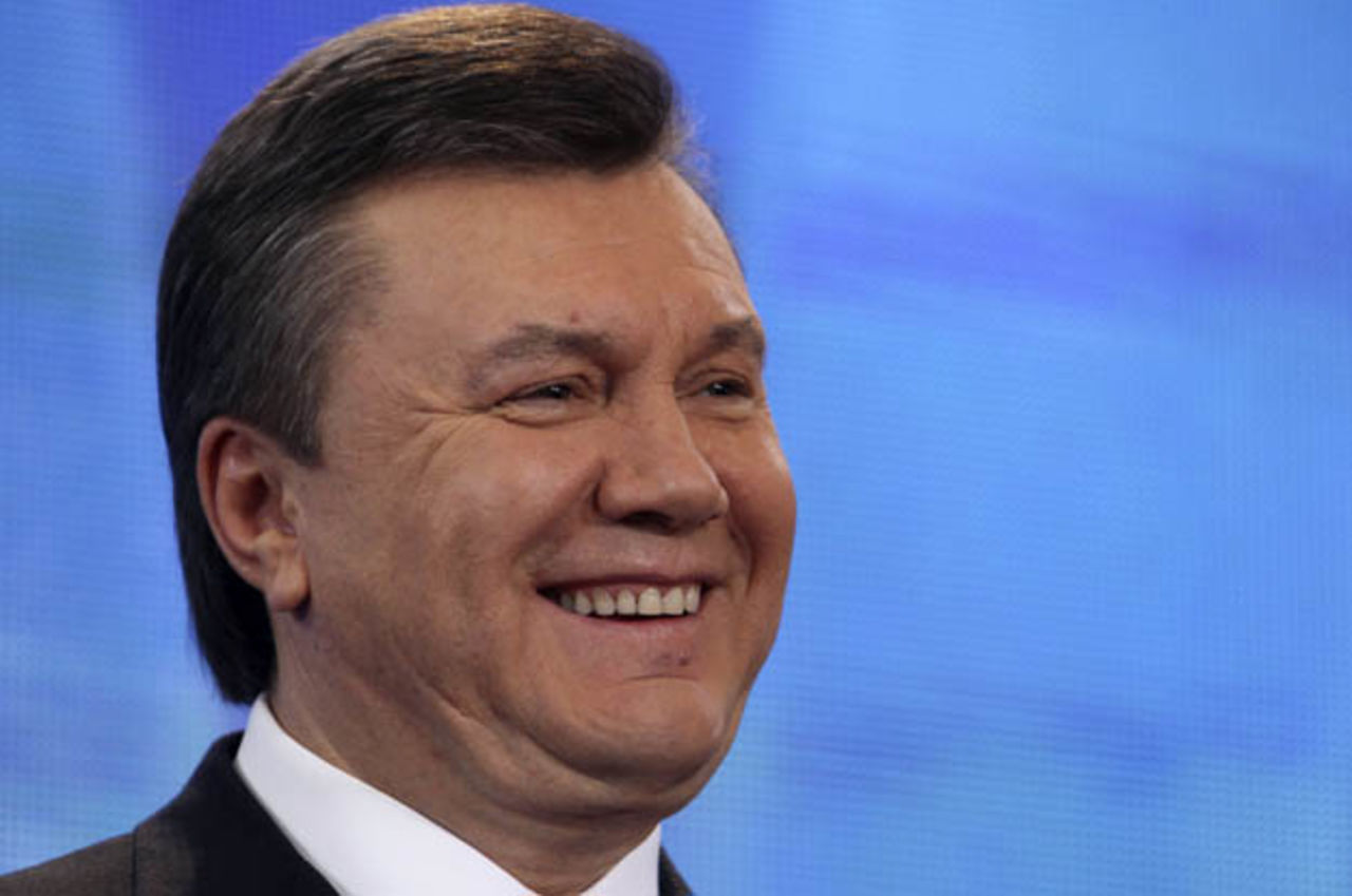 Украинцы назвали Виктора Януковича лучшим президентом за25 лет
