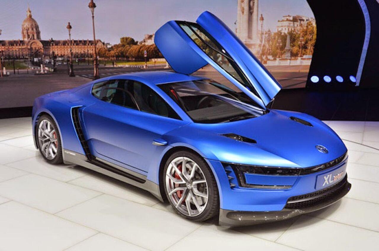 Электрическая линейка VW будет насчитывать 5 моделей