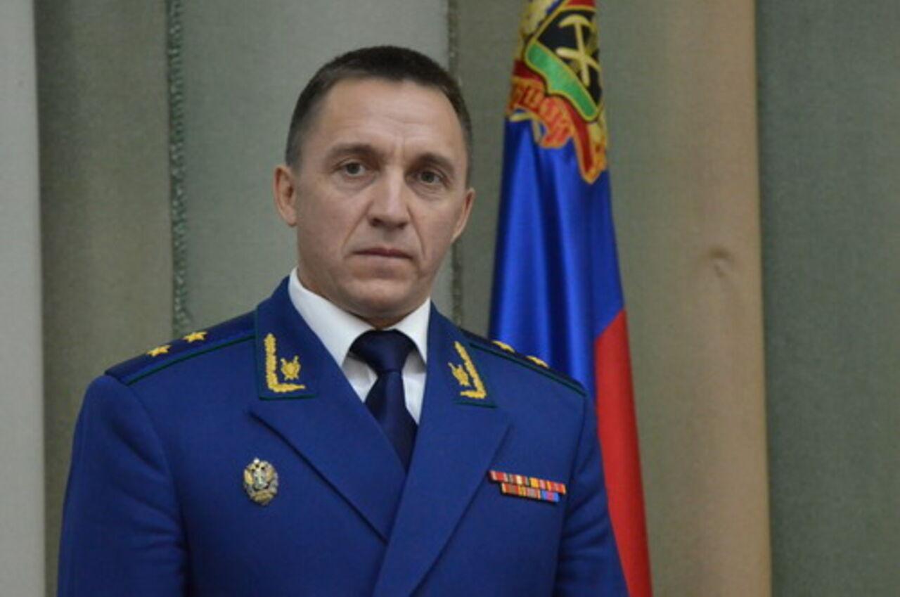 Президент Российской Федерации продлил полномочия обвинителя Кузбасса еще на 5 лет