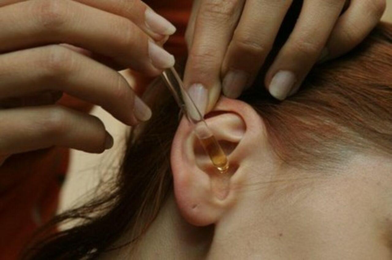 Как промывать ухо при отите 38