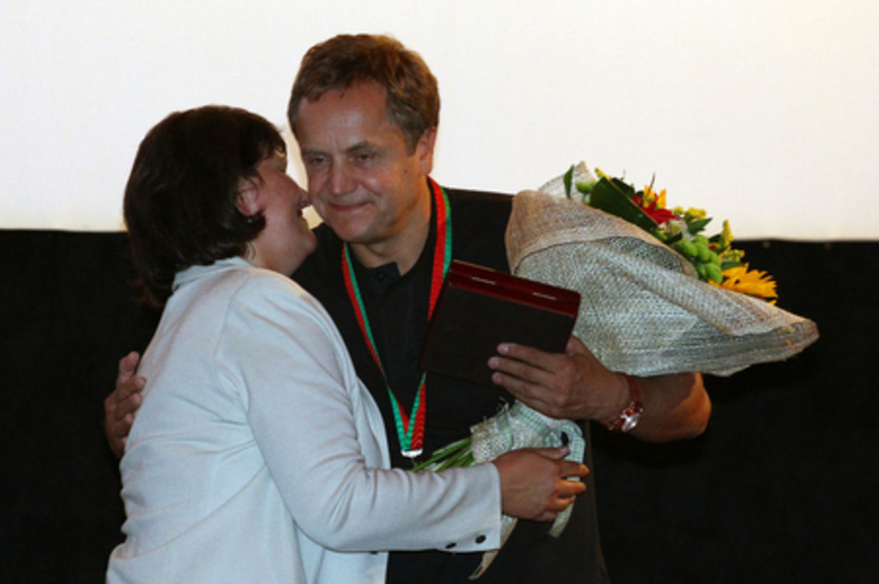 Андрей соколов фото жены и детей