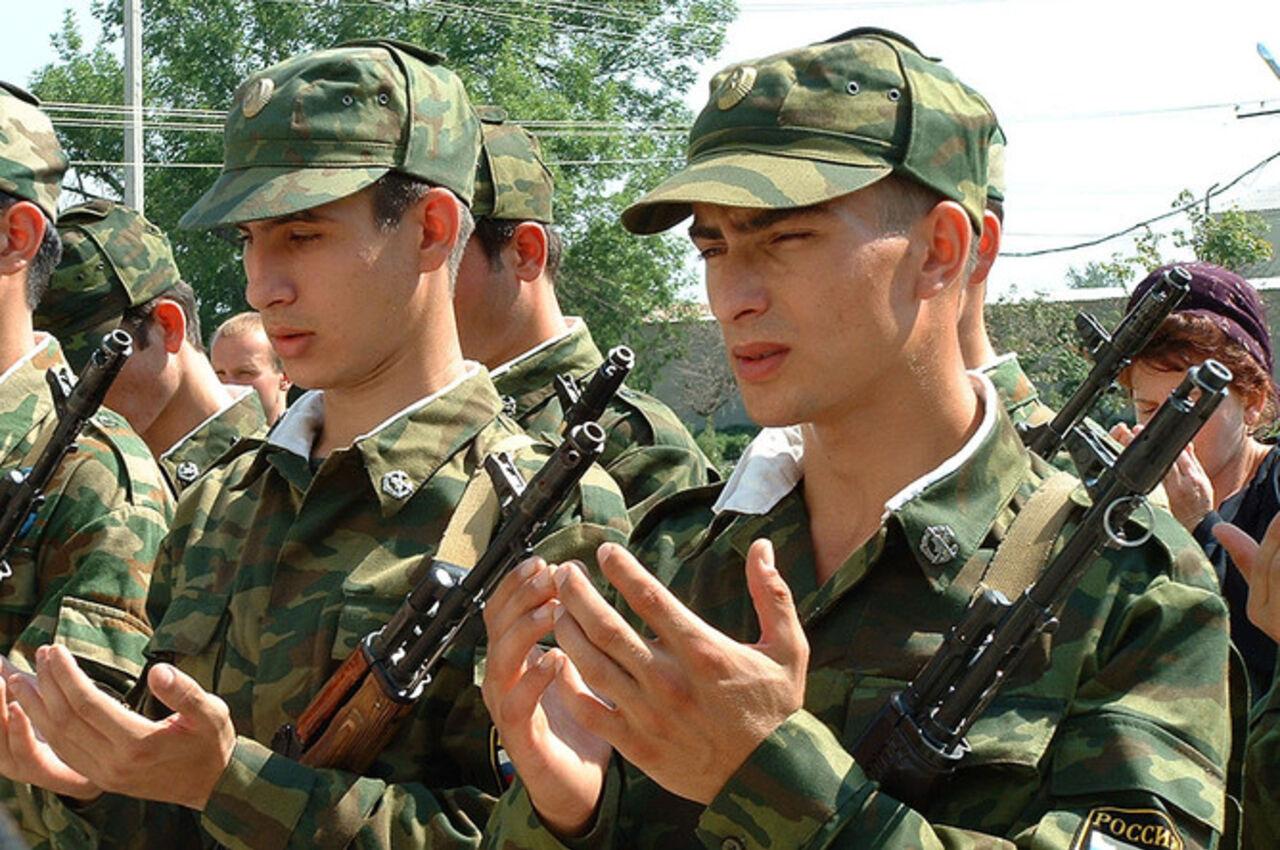 Чеченки про русских мужиков 14 фотография