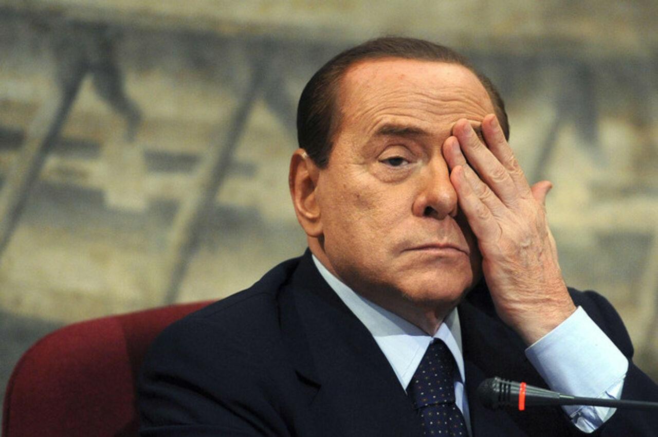 Берлускони подозревается вподкупе свидетелей по«делу Руби»