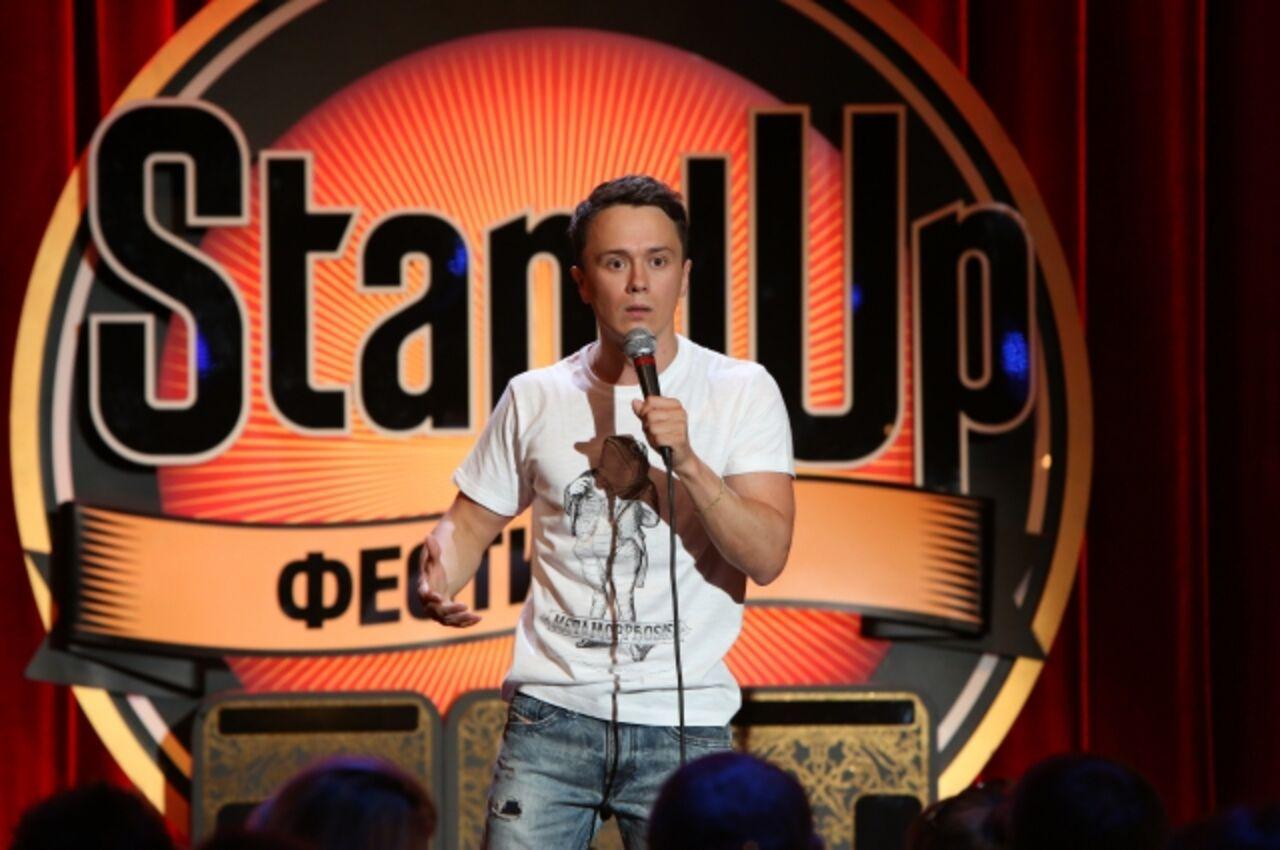Звезда Comedy Club схвачен вПетербурге заезду понедействительным правам