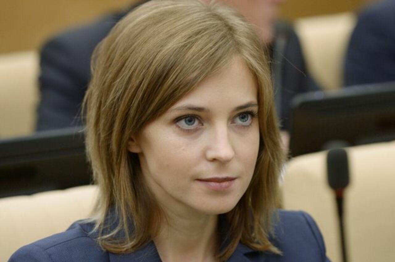 Поклонская озвучила главное условие мира вгосударстве Украина