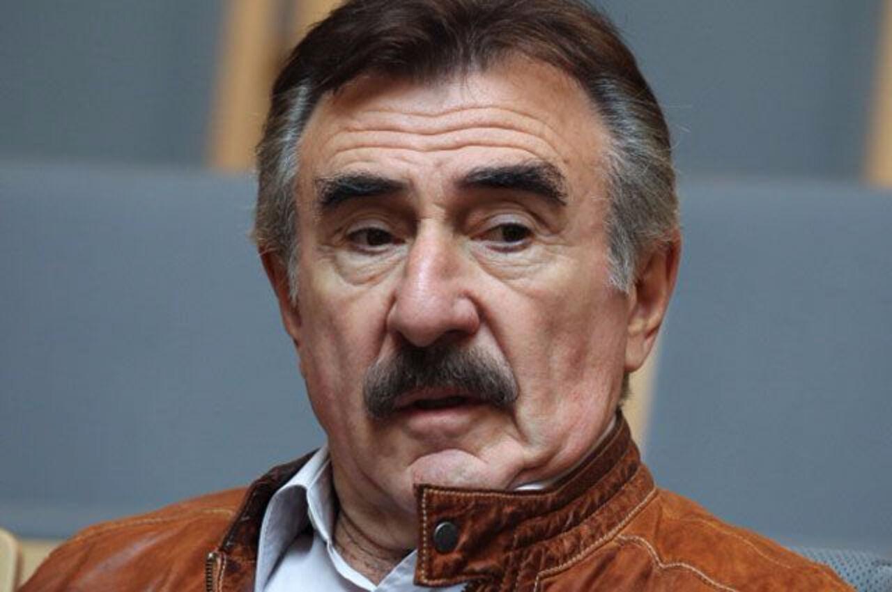 Заслуженный артист РСФСР Леонид Каневский прибыл вКузбасс насъемки фильма