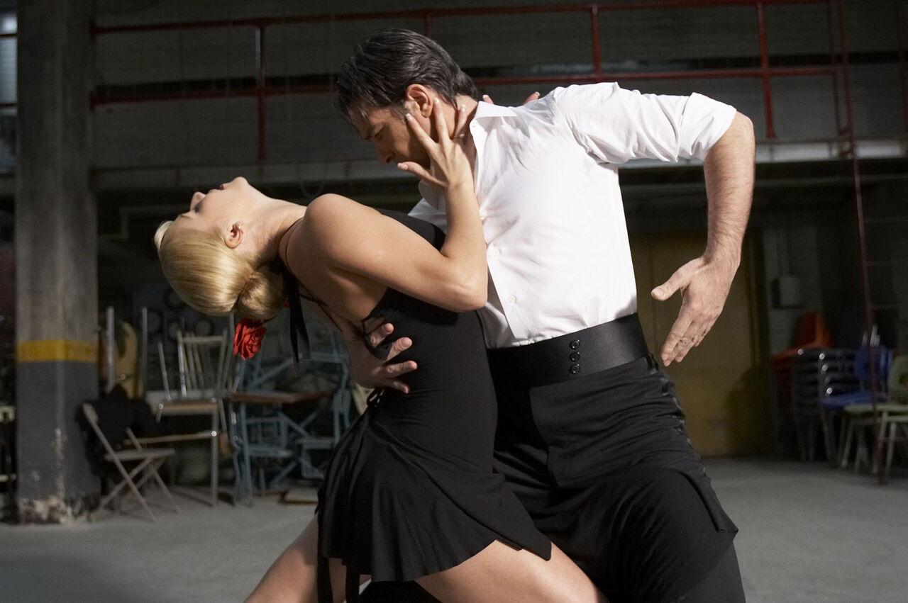 Случайное обнажение в танце 25 фотография