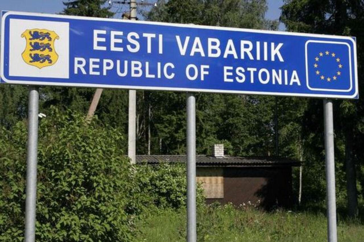 Россияне стали реже ездить в Эстонию