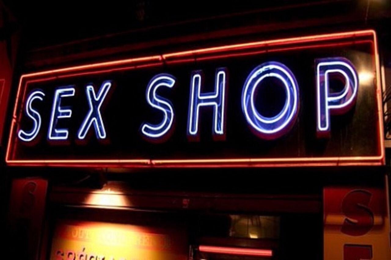 Фото секс шоп 9 фотография