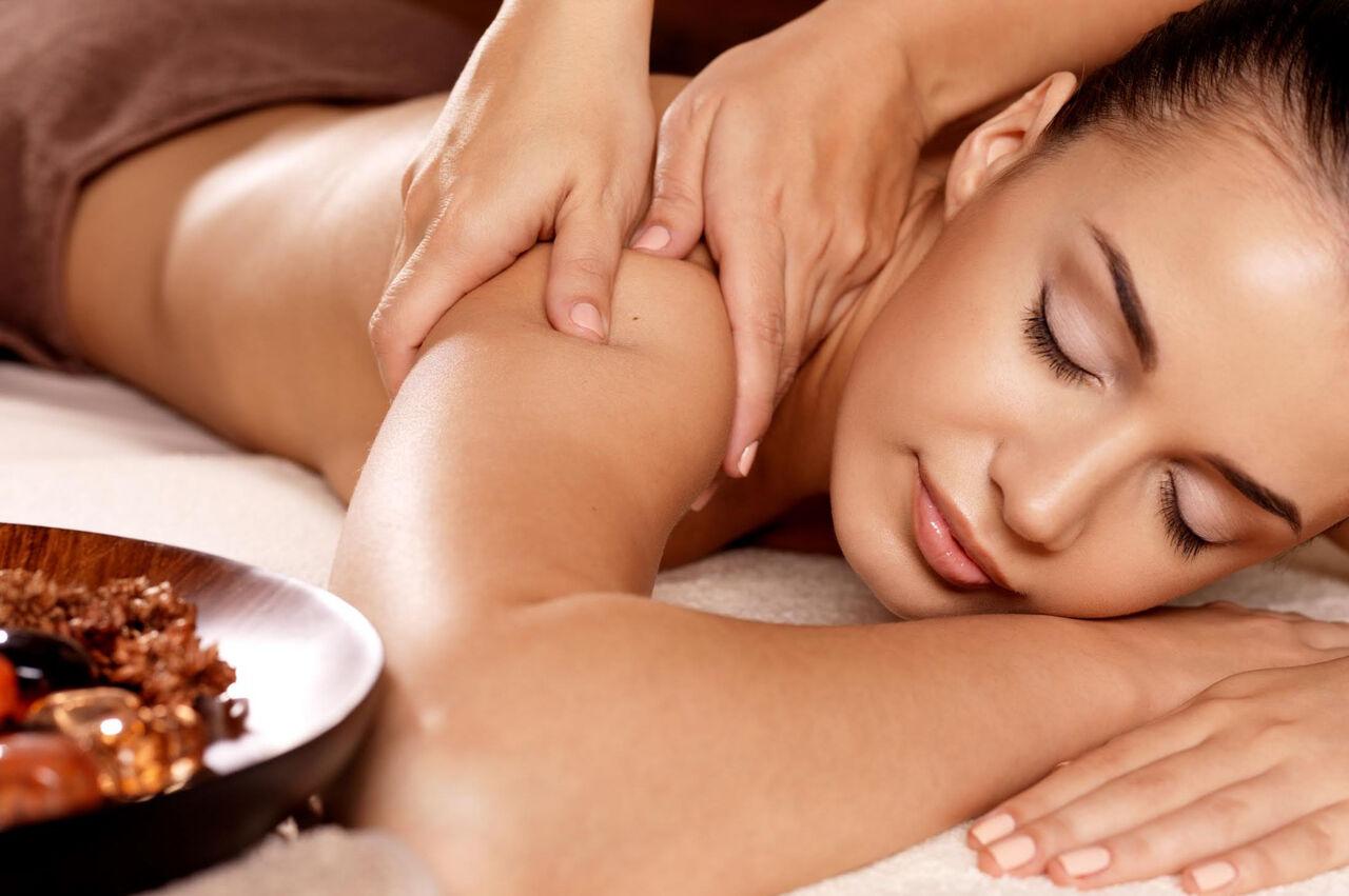Как правильно делать массаж девушке фото