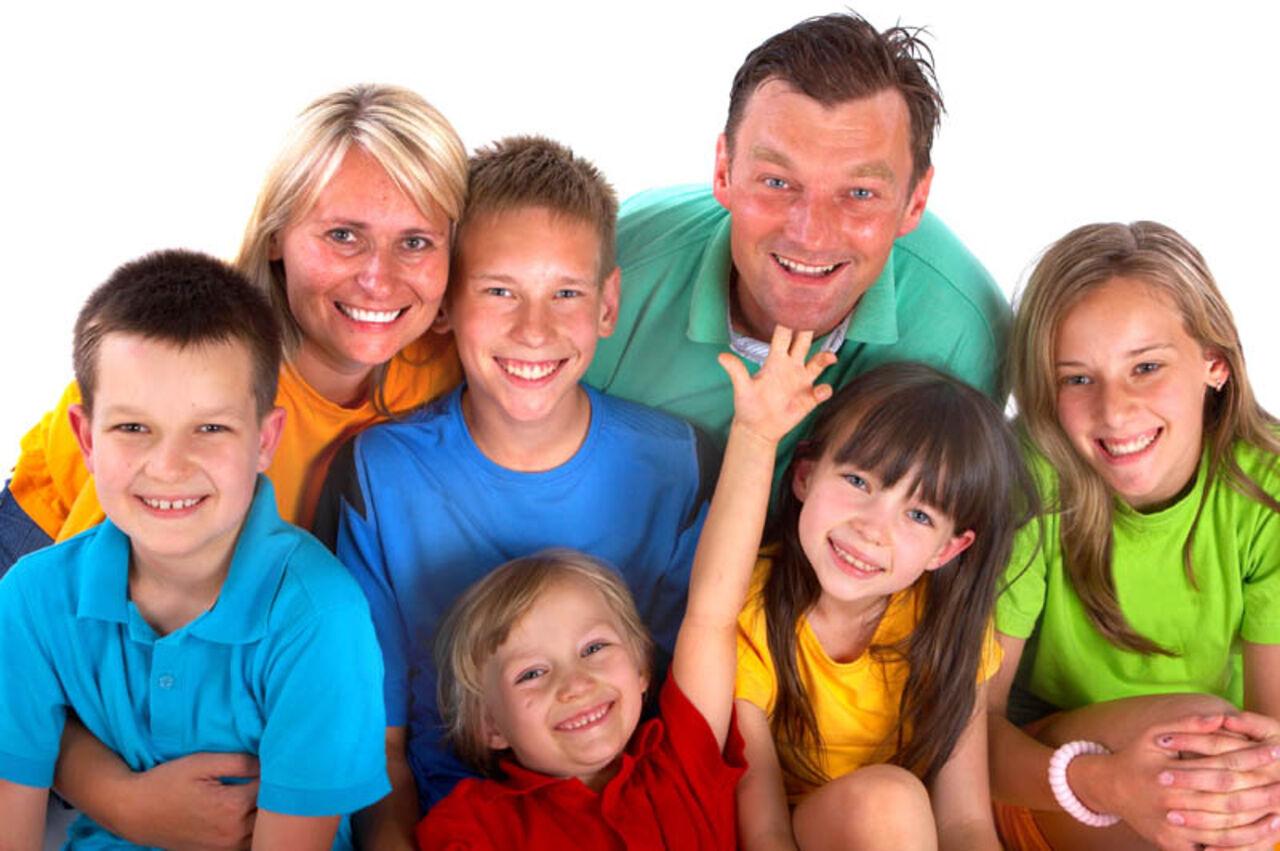 Руководство РФпрофинансирует расходы многодетных воронежских семей