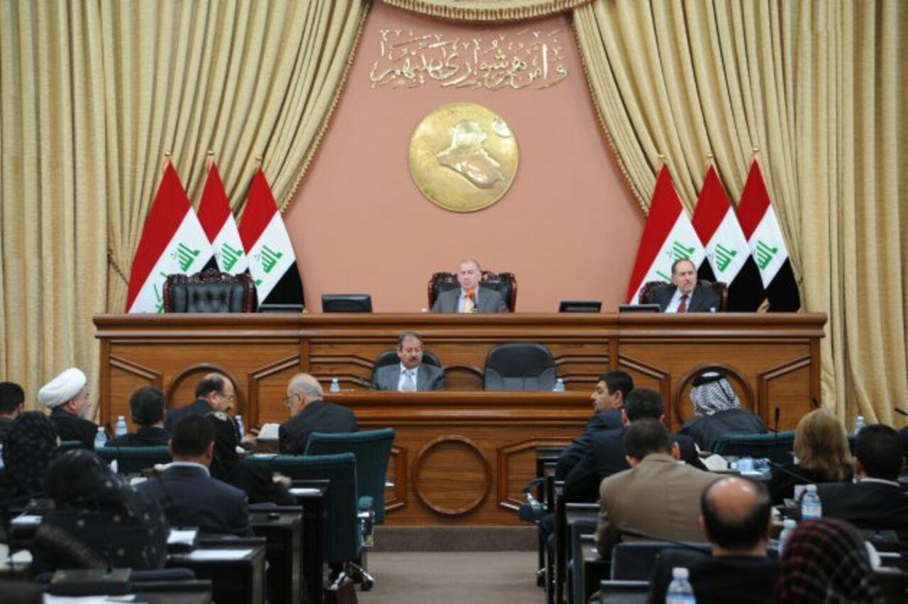 Парламент Ирака одобрил законодательный проект, который запрещает заезд вс ...