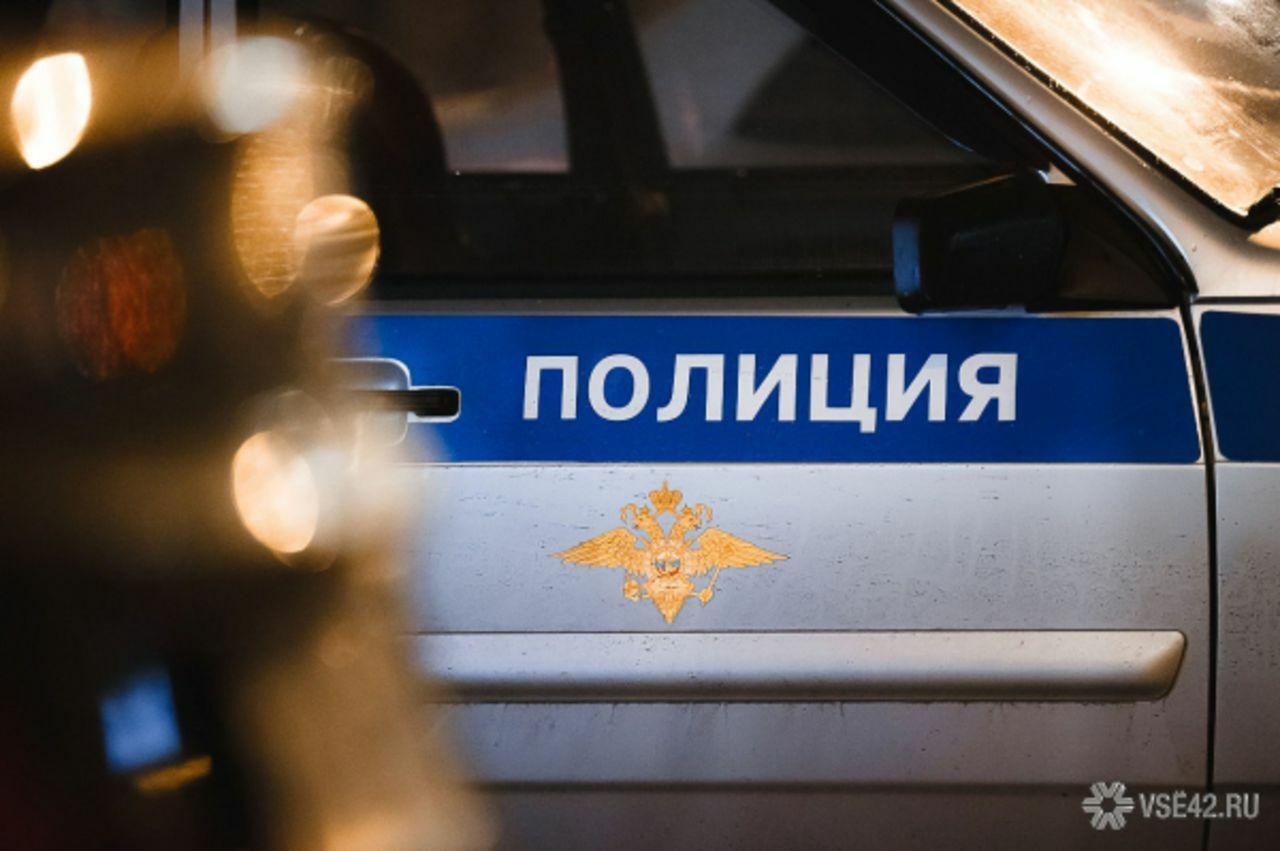 ВКемеровской области шофёр иномарки сбил 2-х пешеходов