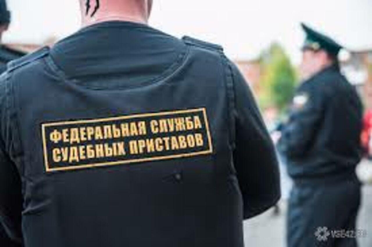 Укемеровского предпринимателя задолги арестовали продуктовый магазин