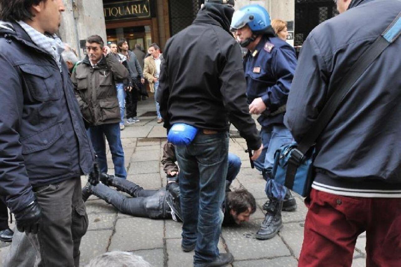 ВИталии задержали иностранца поподозрению вподготовке теракта