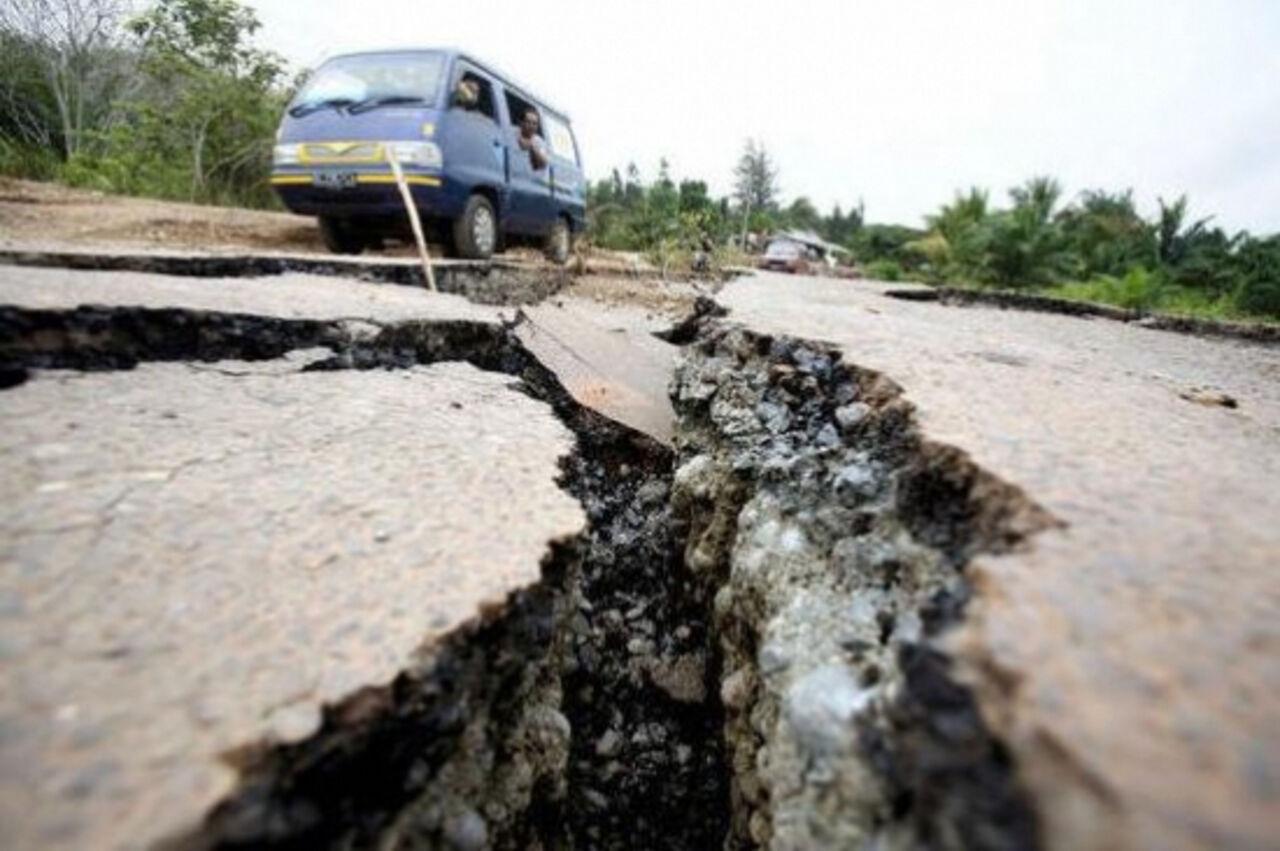 Ученые: «землетрясение века» сотрет столицу Чили слица Земли