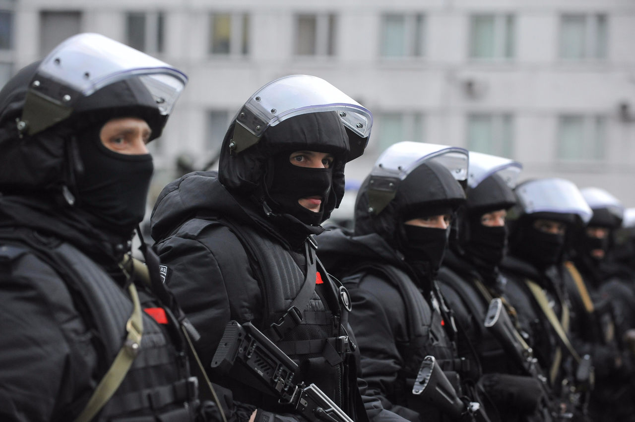 Вселении насеверо-западе Ингушетии введен режим КТО