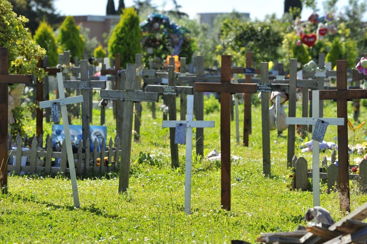 Самое огромное кладбище вевропейских странах появится в Российской Федерации