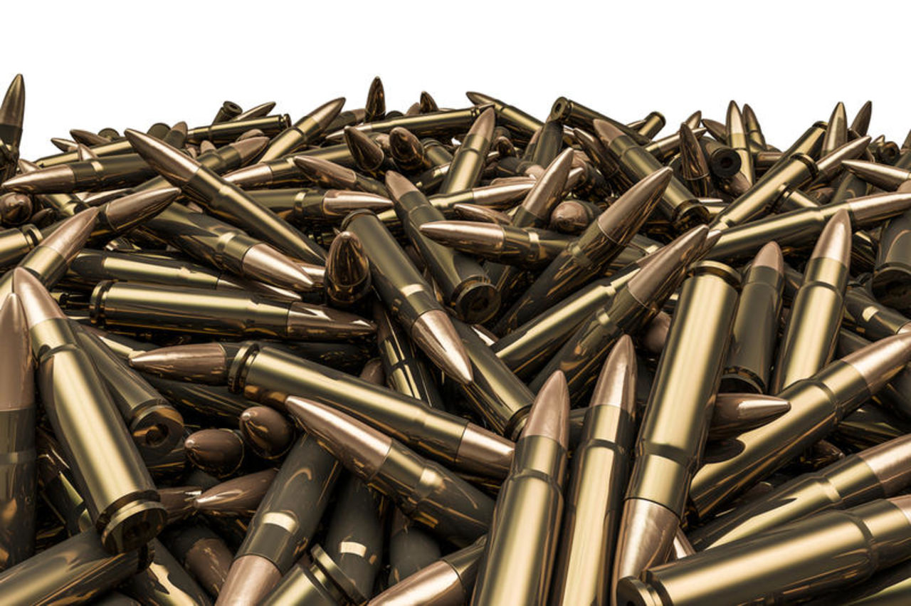 ВКемерово пенсионерка сдала солдатам Росгвардии 9 тыс. патронов