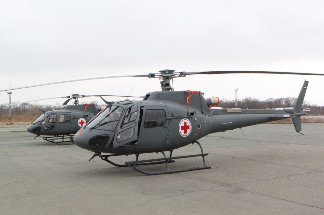 ОНФ в Приморском крае добился отмены сомнительного конкурса на использование санитарных вертолетов