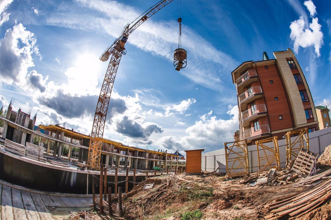 ВКузбассе остановлено строительство микрорайона из-за нехватки денежных средств