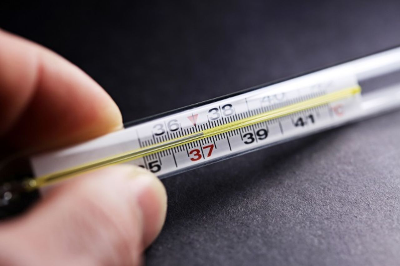 Как сбить температуру уксусом ребёнку и взрослому: пропорции как 75