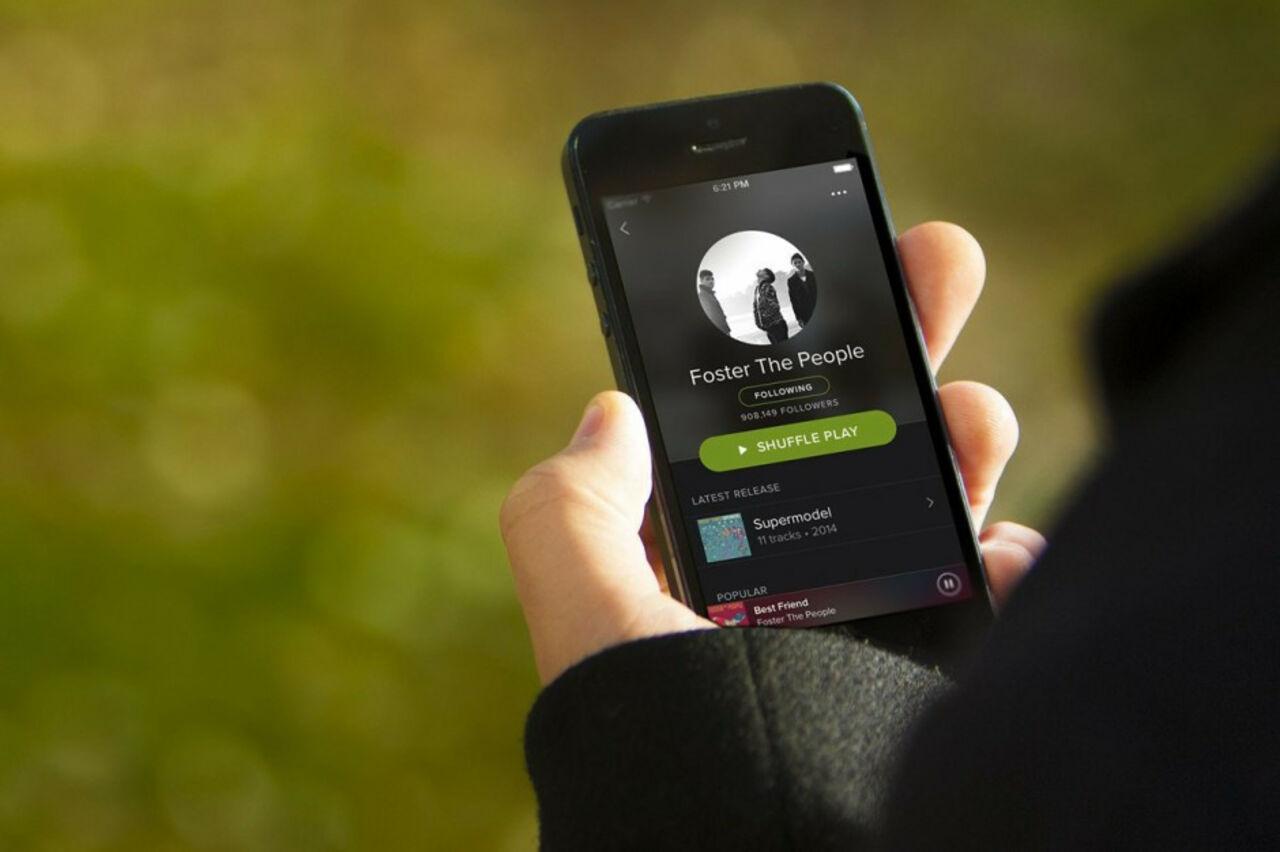 Spotify хочет купить музыкальный сервис SoundCloud