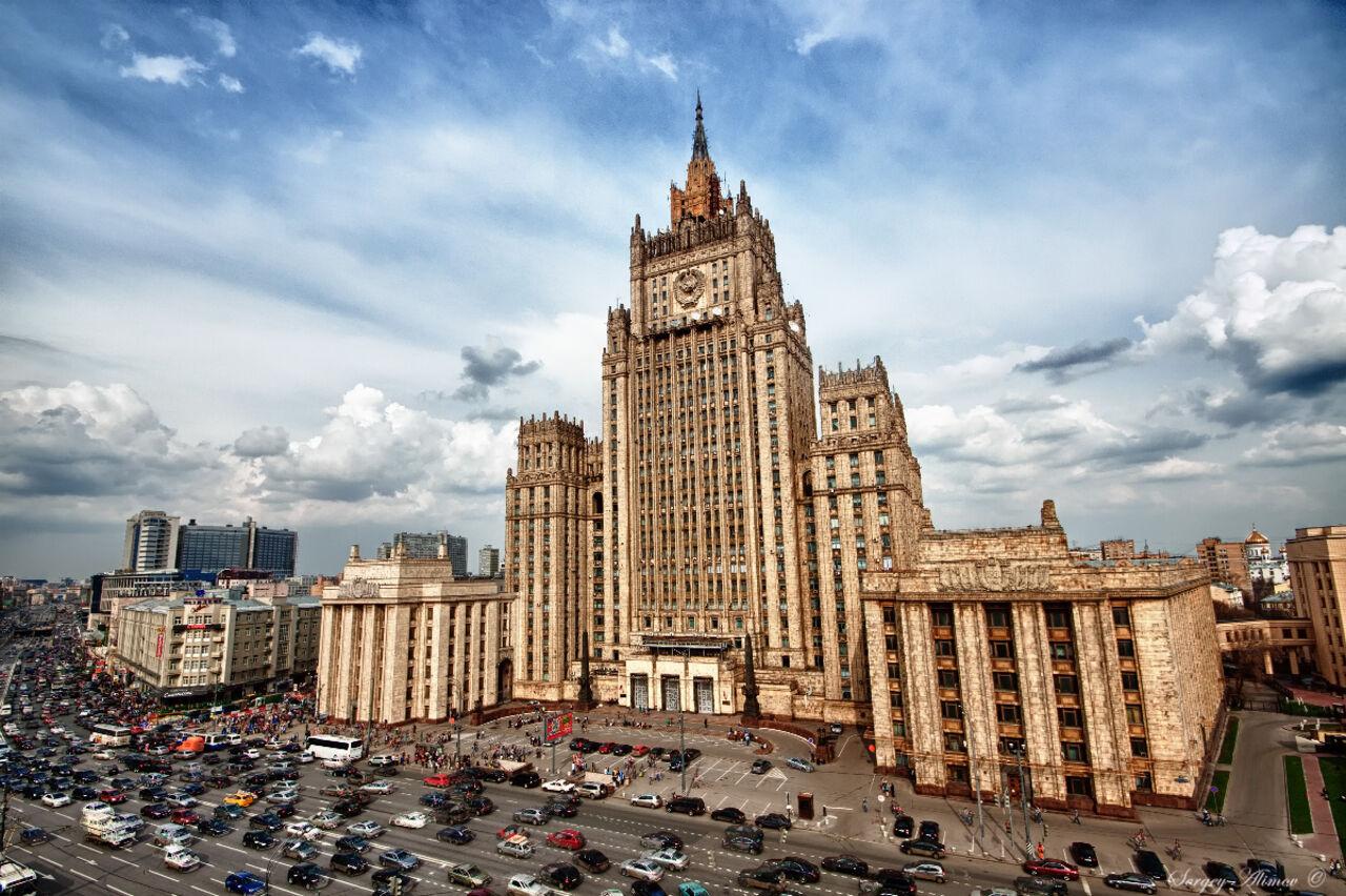 Захарова ответила на объявление Госдепа США отерактах в русских городах