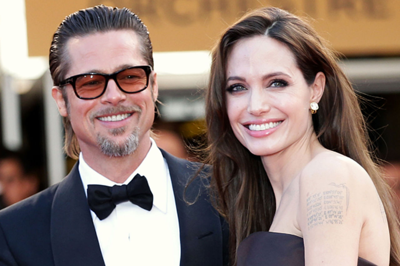 15-летний сын Анджелины Джоли и Брэда Питта отказался видеться с отцом