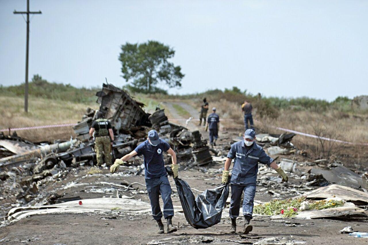 РФ проинформировала Нидерландам новые данные по погибели «Боинга»