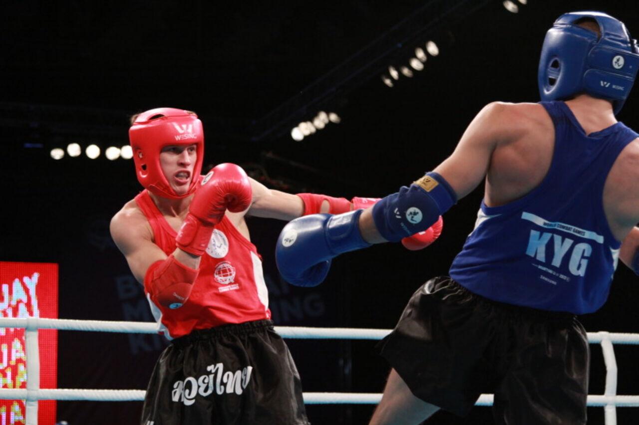 Кемеровчанин стал чемпионом Европы потайскому боксу