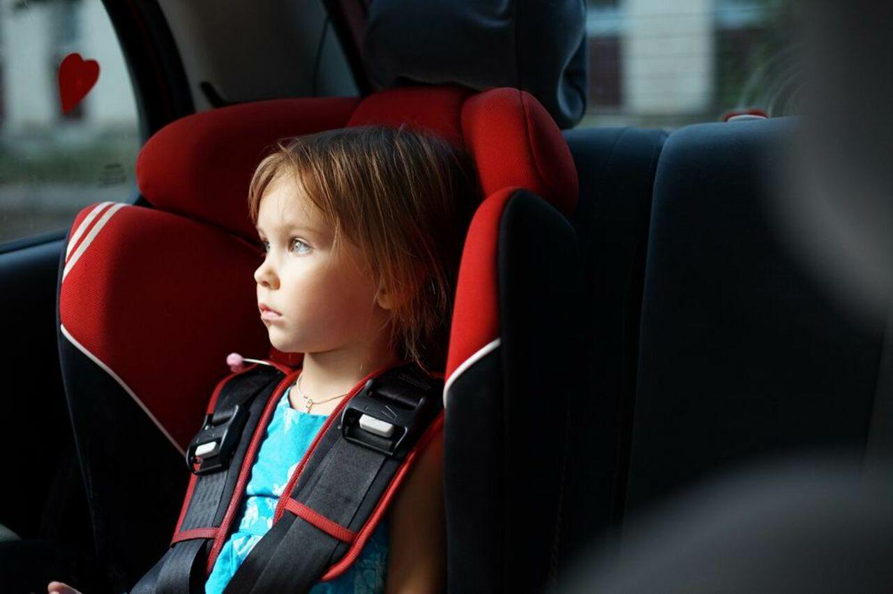 Правила перевозки детей ужесточатся с 2017 года