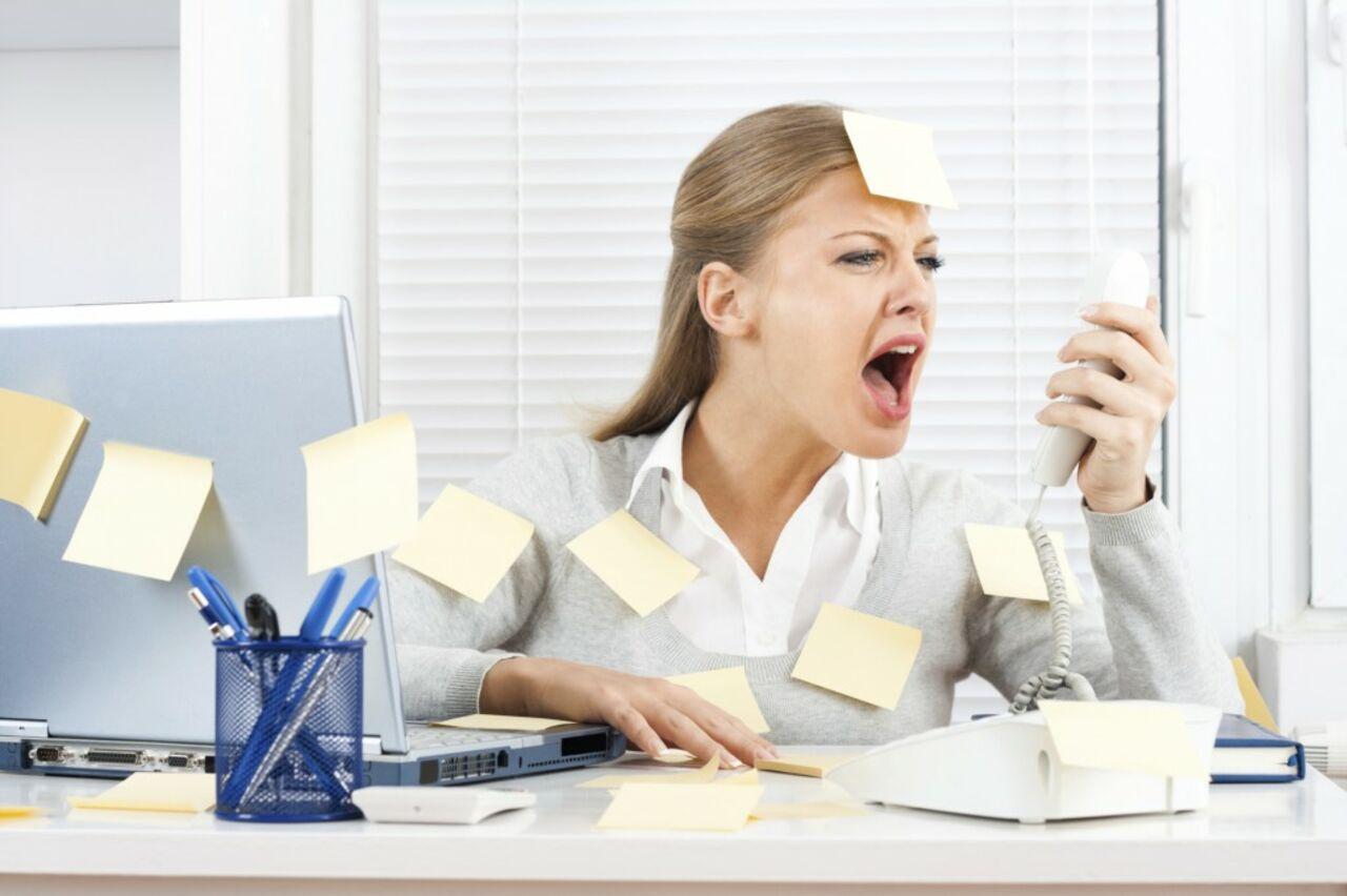 Ученые: Стресс наработе может быть необходимым
