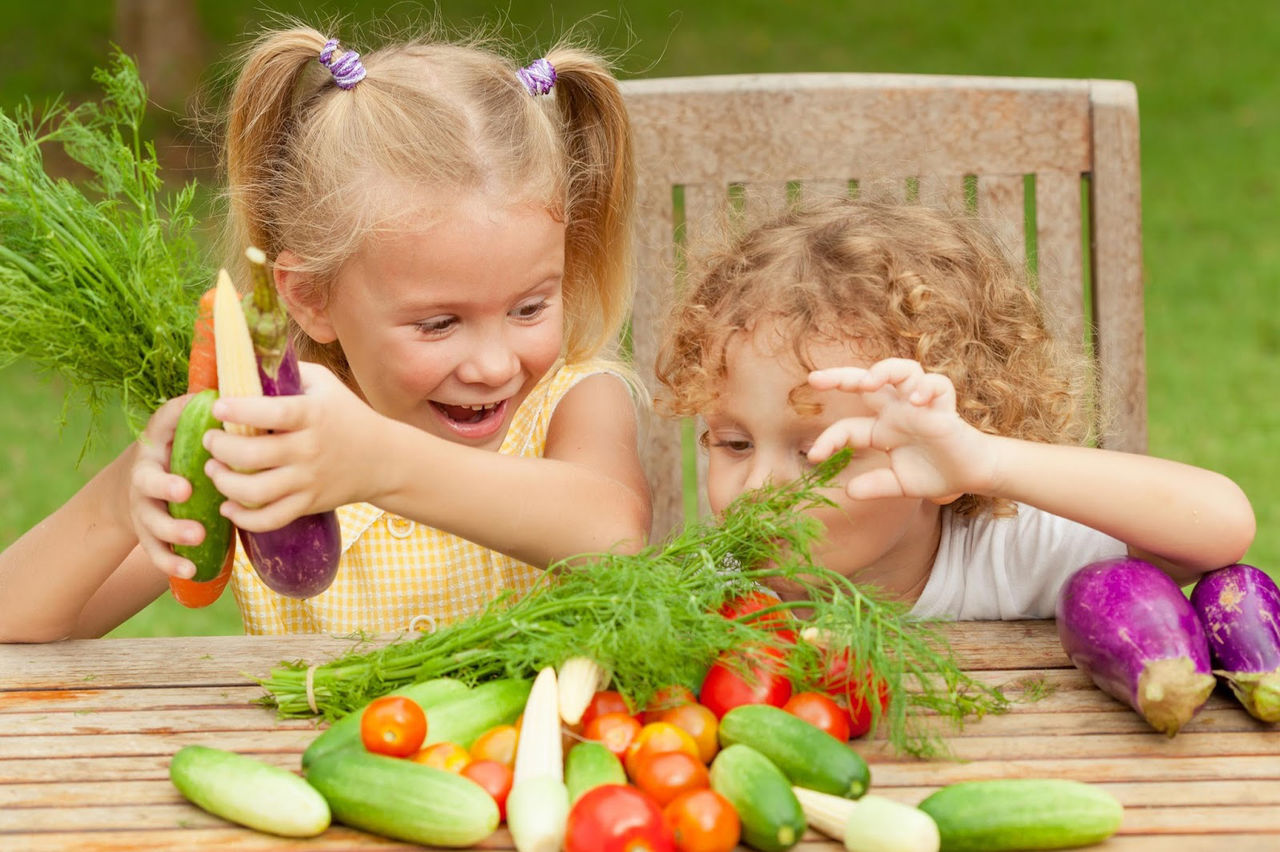 Детям нужно разрешать играть с пищей — Эксперимент