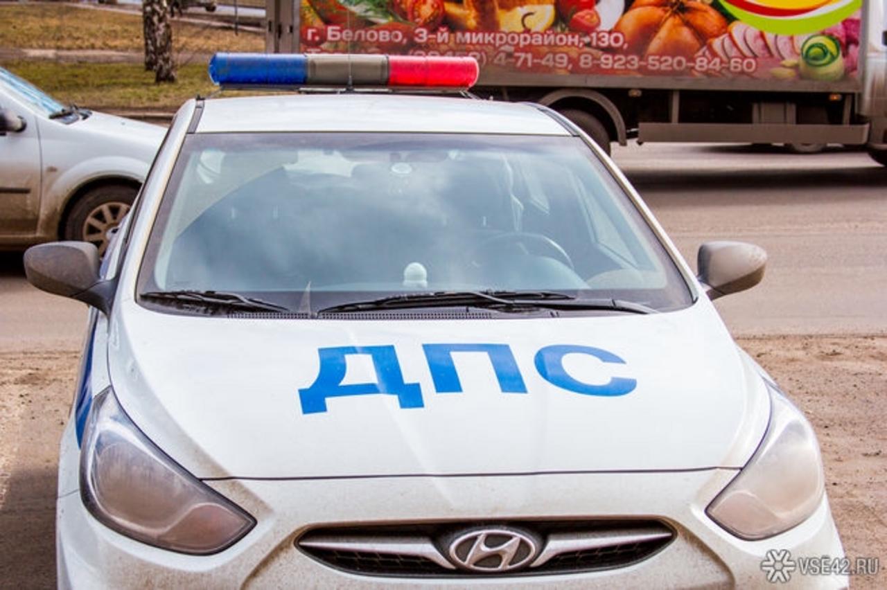 Задве недели вКузбассе милиция поймала 5 тыс. нарушителей ПДД