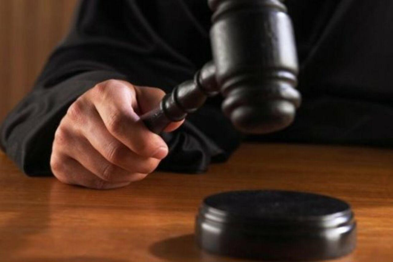 ВЧите осудили сбросившего полицейского сгидроцикла возеро местного жителя