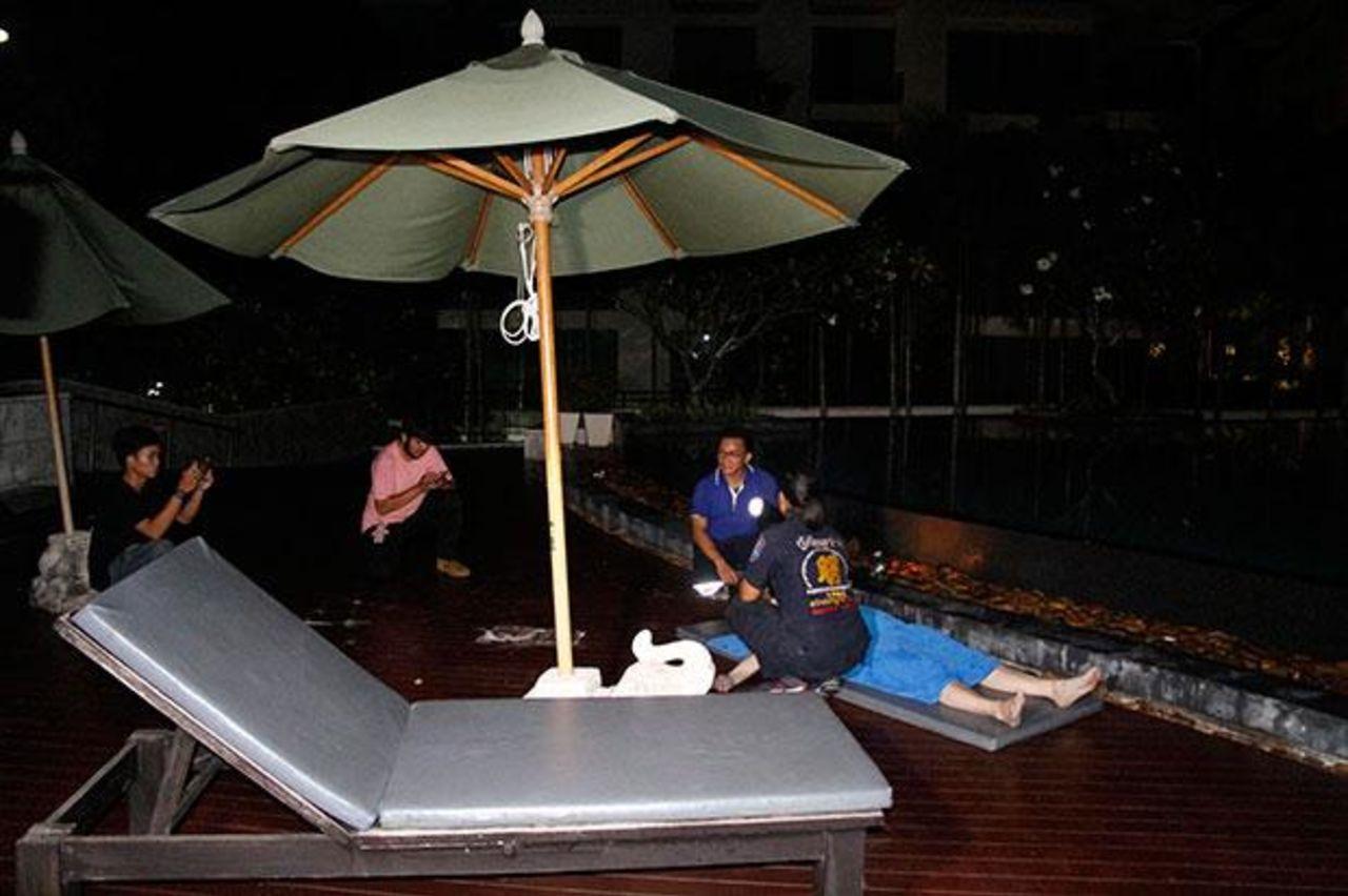 Россиянка утонула вбассейне отеля вПаттайе