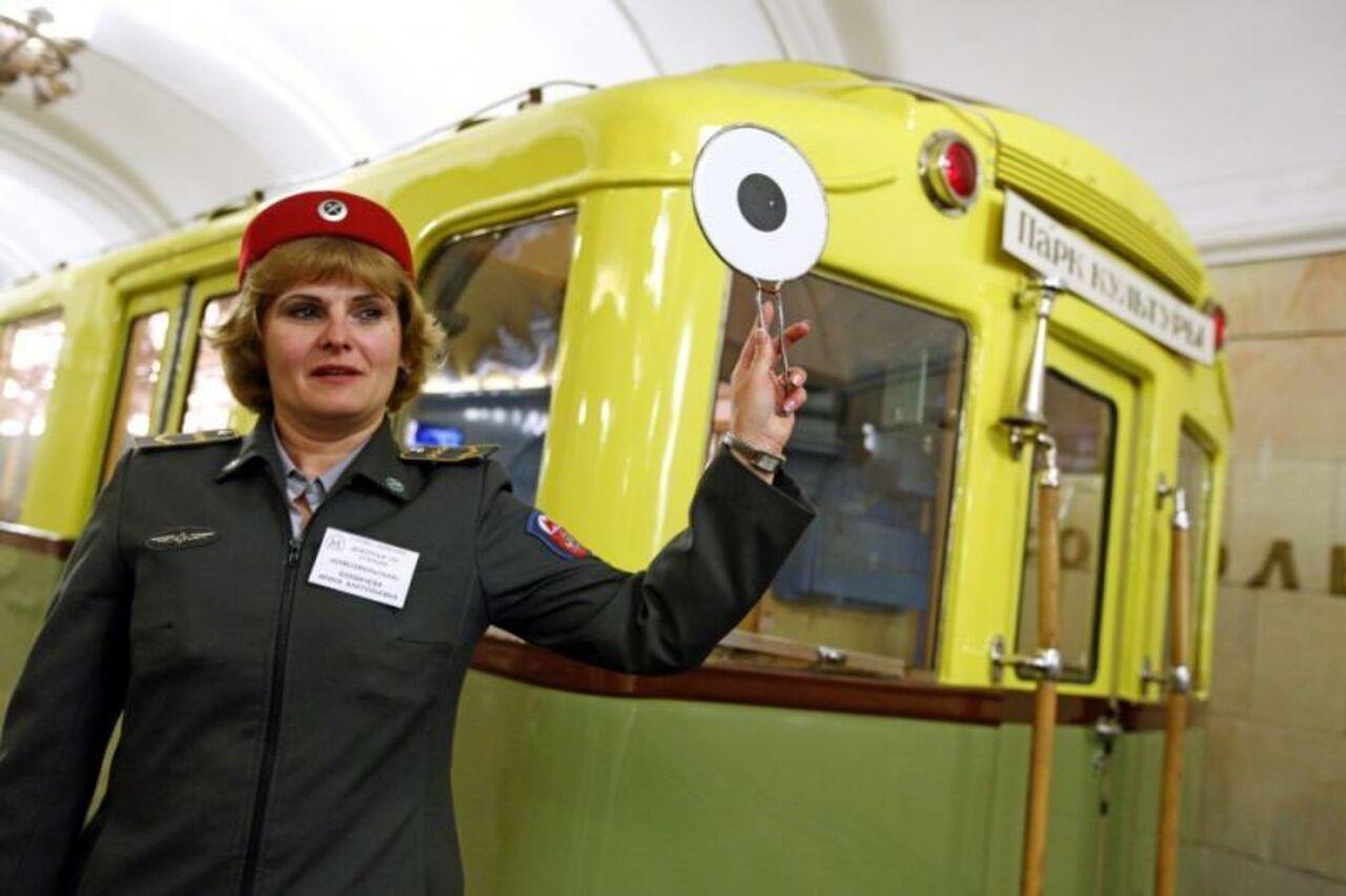 Московский метрополитен отпразднует день рождения парадом поездов