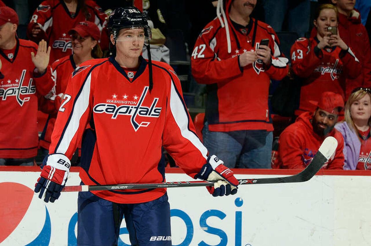 Хоккеист Кузнецов подписал с«Вашингтоном» договор на $62,4 млн