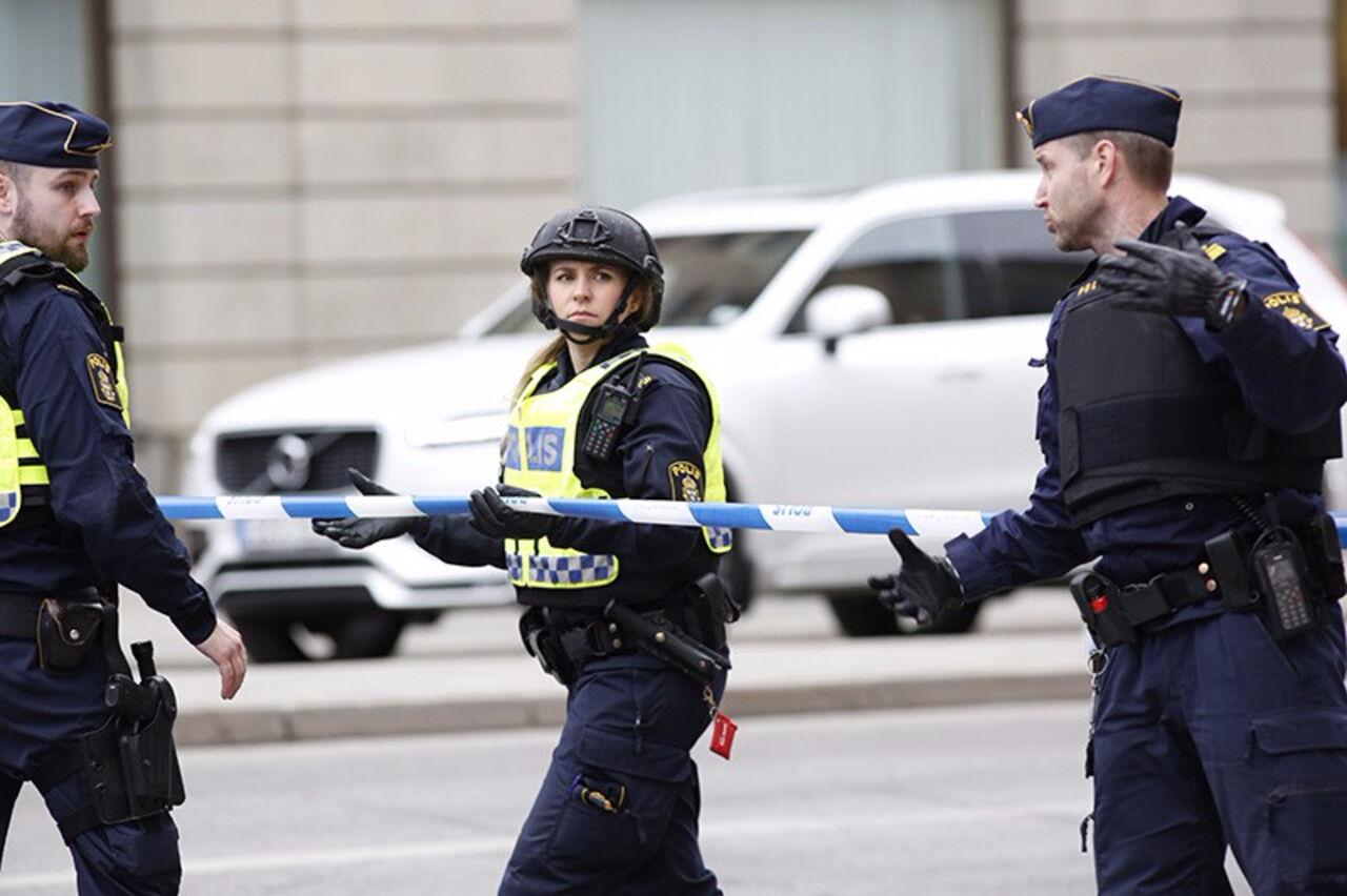 Наюге Швеции в стрельбе пострадали три человека