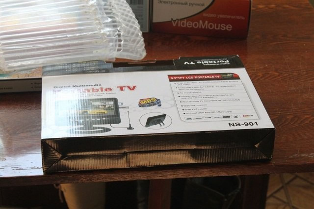Чиновники наСахалине подарили слепому активисту телевизор вместо трости