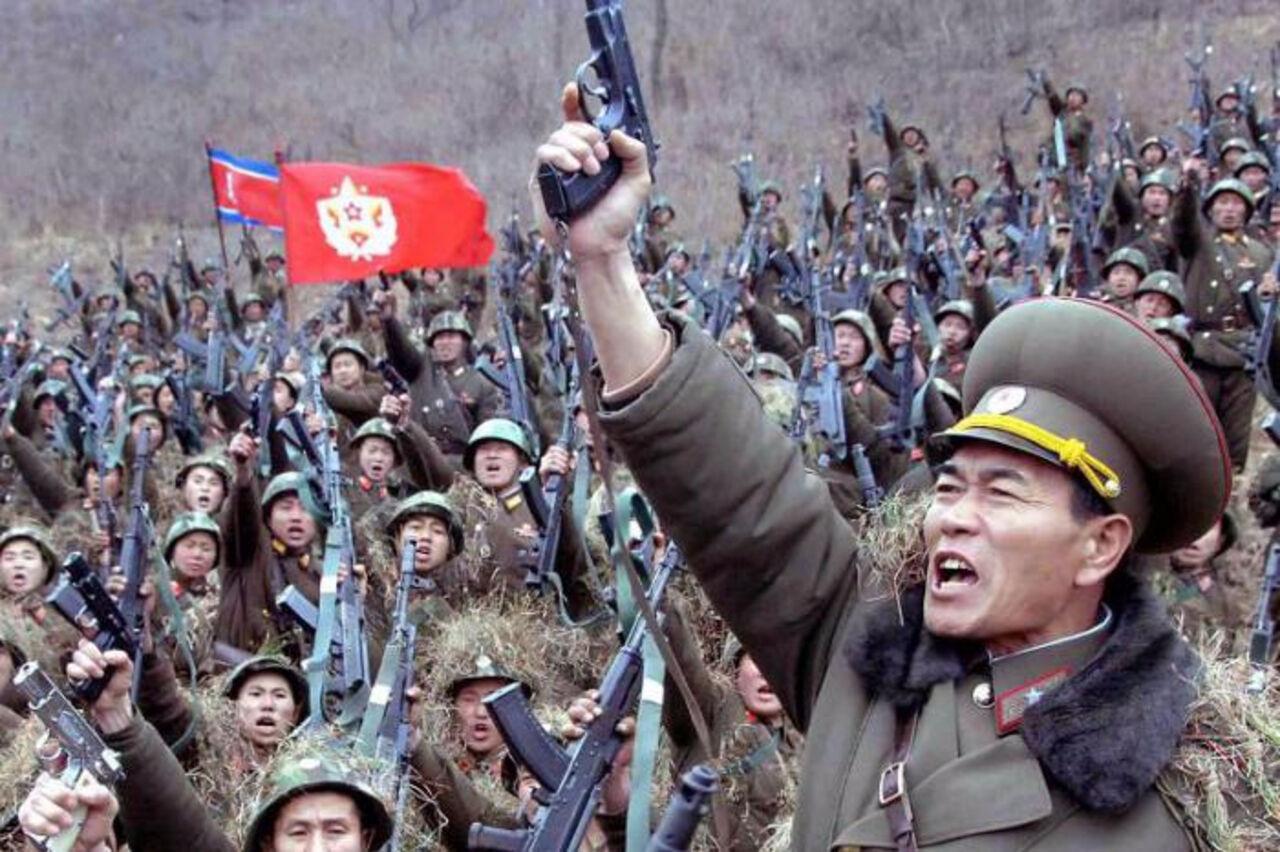 МИД КНДР сравнил с«лаем собак» слова Трампа обуничтожении Северной Кореи
