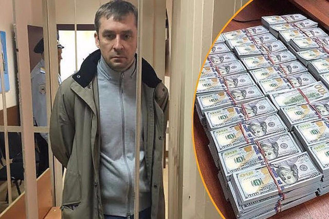 Следователи пока не узнали кому на самом деле принадлежат 8,5 млрд рублей которые нашли у полковника Дмитрия Захарченко