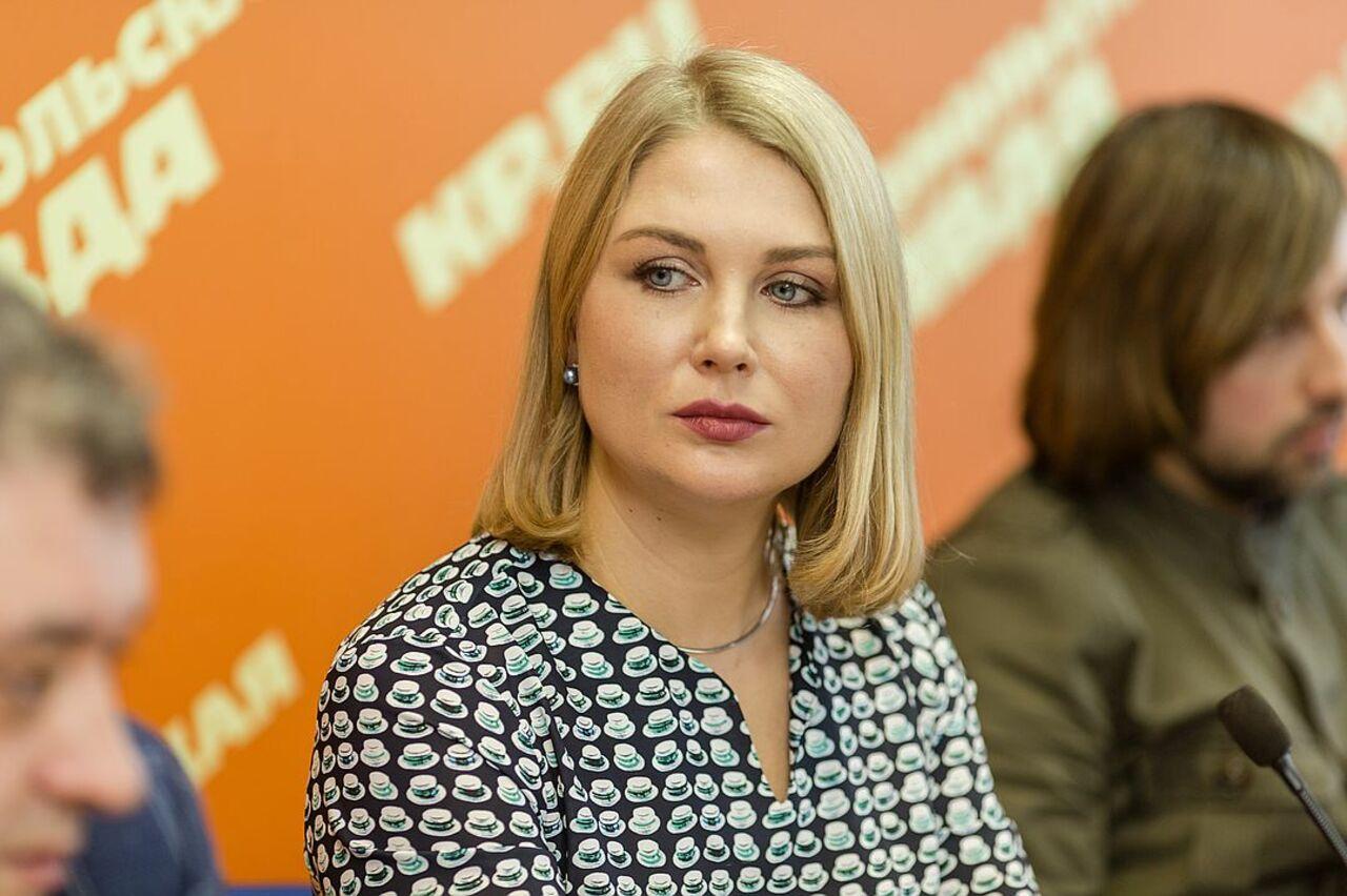 Ирина Волынец подала вЦИК документы для выдвижения собственной кандидатуры навыборах