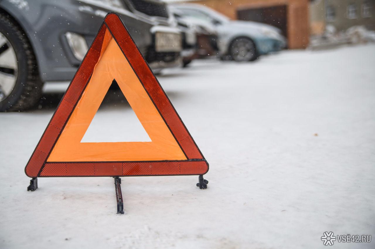 4 человека погибли вДТП под Красноярском