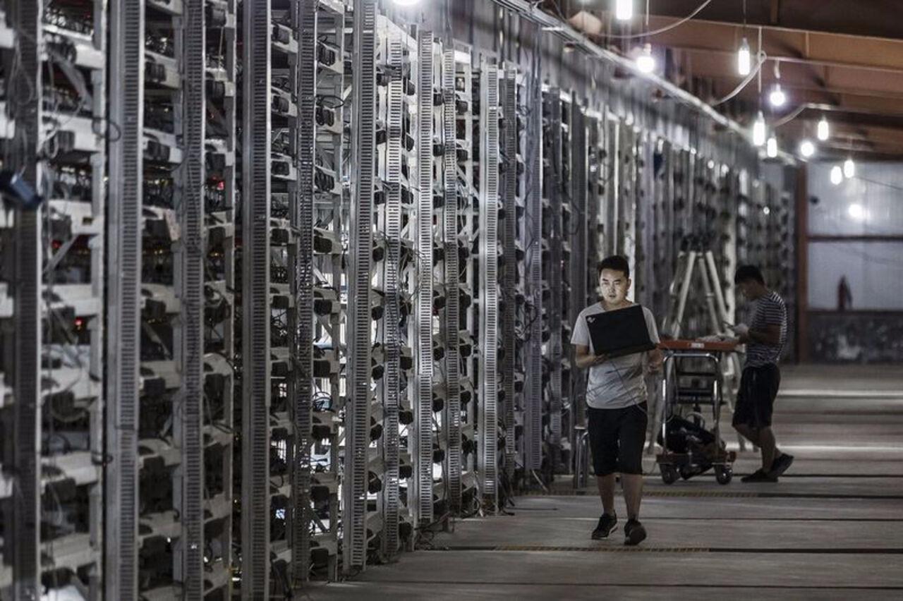 Электродефицит. вКитайской республике  объявили охоту намайнеров биткоина