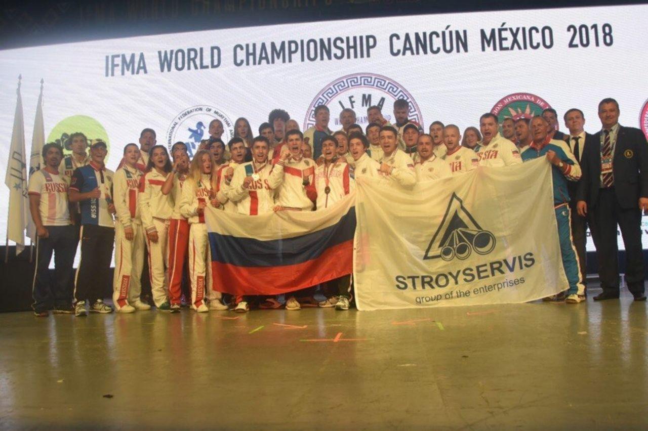 Кузбасские тайбоксёры внесли вклад впобеду сборной РФ начемпионате мира