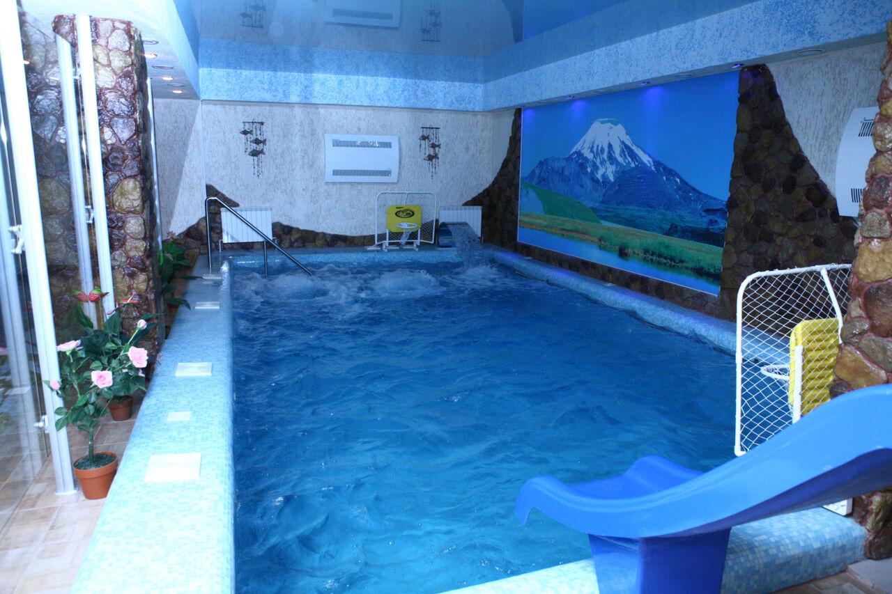 Зимняя вишня бассейн кемерово